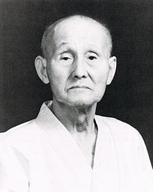 Otsuka Hironori Karate Hofsteig